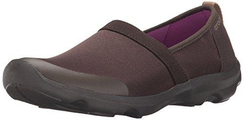 Crocs Duetbsdy2.0sty-line - Zapatillas Mujer Marrone (Espresso/Espresso)