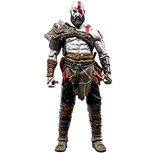 NECA God of War 3 Ultimate Kratos 7 inch Action Figure Collector Kid Toy