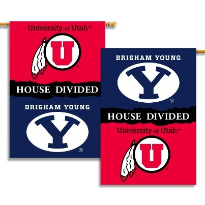 House Divided Two Sided Banner - 9