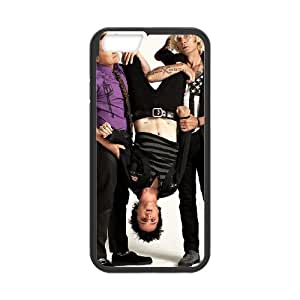 JenneySt Phone CaseGreen Day Music Band Pattern For Apple Iphone 6 Plus 5.5 inch screen Cases -CASE-1
