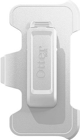 SINGLE replacement belt clip for IPHONE 5, 5S, 5C in WHITE