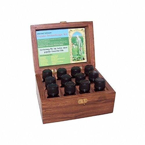 K-Ancient Popular Aromatherapy Kit - Box by Ancient Wisdom