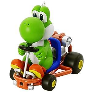Best Epic Trends 41OdyRYsv6L._SS300_ Hallmark Keepsake Christmas Ornament 2020, Nintendo Mario Kart Yoshi