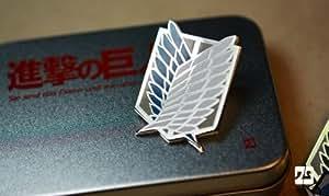 Cosmile® Shingeki no Kyojin Attack on Titan Scouting Legion Survey Corps Badge Cosplay Costum limit Cosmile