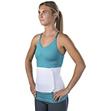 "ProCare Premium 9"", 3-Panel Elastic Abdominal Binder, Small/Medium (Waist:..."