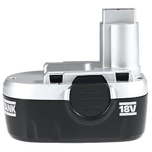 WORX WA3127 18-Volt Ni-Cd 1.5Ah Battery for Use in Models WG150s, WG152, WG250, WG541, WG900, WG901