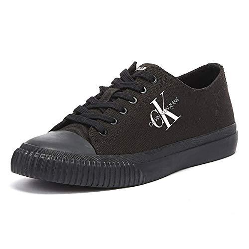 f32f2fa430a4be Calvin Klein Jeans Iaco Uomo Nero Sneaker: Amazon.it: Scarpe e borse