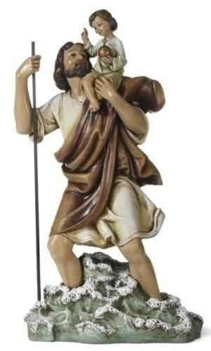 Church Supply Warehouse 10 St. Christopher Statue