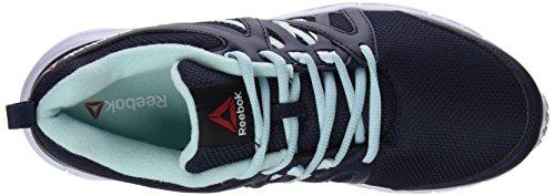 Speedlux Entrainement Marine bleu Bleu Chaussures De Running Blanc Reebok Coll Femme gwnxqSOdgI
