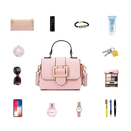 Bags Women Over Handbags Phone the Travel Wallet for RenDian Crossbody Bright Pink Cell Purse Shoulder for Dating�� Leisure fqUpft8w0