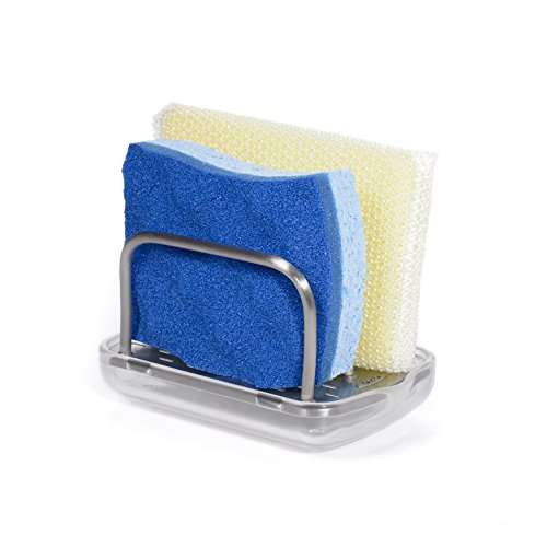 Kitchen Sponge Holder (OXO Good Grips Stainless Steel Sponge Holder)
