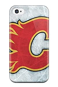 New Arrival Calgary Flames (25) For Iphone 4/4s Case Cover