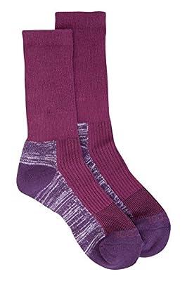 Mountain Warehouse IsoCool Womens Hiker Socks - Light Ladies Socks