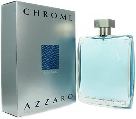 Loris Azzaro Men's Chrome Eau de Toilette Natural Spray, 6.8 fl. oz