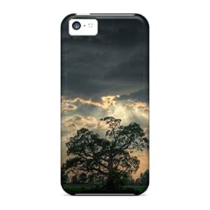 Durable Protector Cases Covers With Hq Nature Hot Design For Iphone 5c