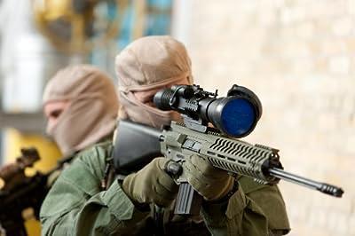 Armasight Nemesis6x-ID Gen 2+ Night Vision Rifle Scope w/6x Magnification by Armasight :: Night Vision :: Night Vision Online :: Infrared Night Vision :: Night Vision Goggles :: Night Vision Scope
