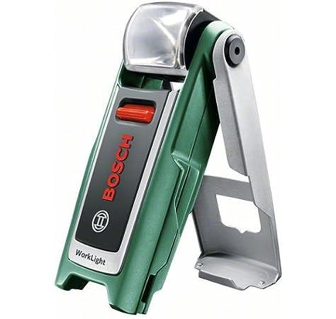 Bosch Linterna a batería WorkLight, cargador (3,6 V, 140 g): Amazon.es: Industria, empresas y ciencia