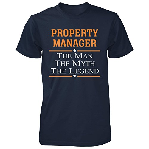 Property Manager The Man The Myth The Legend - Unisex Tshirt