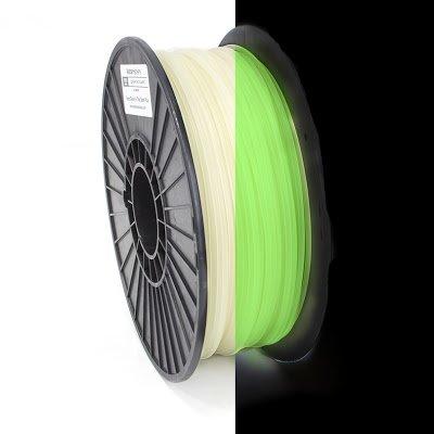 MatterHackers-Glow-in-the-Dark-PRO-Series-PLA-Filament-300mm