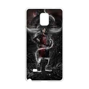 Derrick Rose DIY Cover Case for Samsung Galaxy Note4,Derrick Rose custom cover case