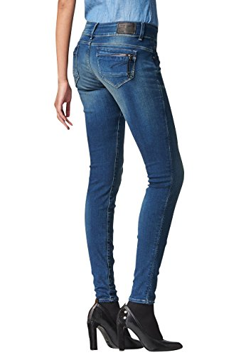 G-Star Raw - Jeans MIDGE CODY MID SKINNY_POWER WASH (ITO SUPERSTRETCH) - Femme