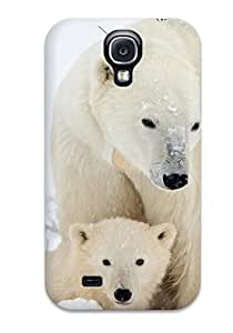 ChrisWilliamRoberson Fashion Protective Bear With Its Cubs Case Cover For Galaxy S4