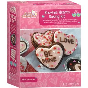 Crafty Cooking Kits Brownie Hearts Baking Kit (Dog Cookie Bouquet)