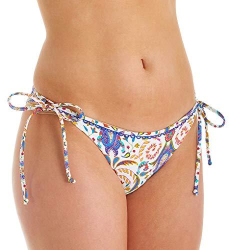 (Freya Womens Indio Rio Tie Side Bikini, L, Paisley)