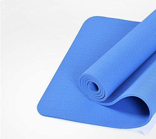 Antiskid Tappetino Yoga, colore Puro Tappetino Yoga, SPT Antiskid Tappetino Yoga, Esercizio Tappetino Yoga,183 61 Mm              ,Il Cielo E 'Blu