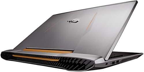 ASUS ROG G752VT-DH74 17-Inch Gaming Laptop, Nvidia GeForce GTX 970M 6 GB VRAM, 24 GB DDR4, 1 TB, 256 GB NVMe SSD