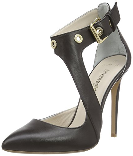 FersengoldDüsseldorf - zapatos de tacón cerrados Mujer Negro - negro
