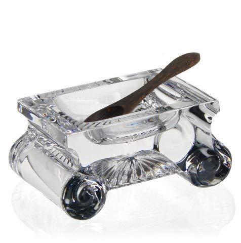 William Yeoward June Salt Dish with Spoon