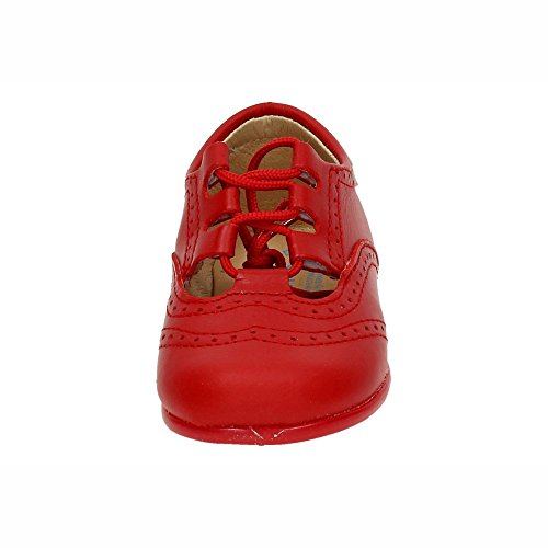 Rosso Angels Inglesitos 504 Mocassino per Little Mocassino bambini Scarpe fa78a