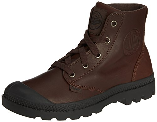 Palladium Women's Pampa Hi Leather W Chukka Boot - stylishcombatboots.com