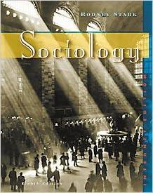 sociology the internet edition non infotrac version rodney  sociology the internet edition non infotrac version 8th edition