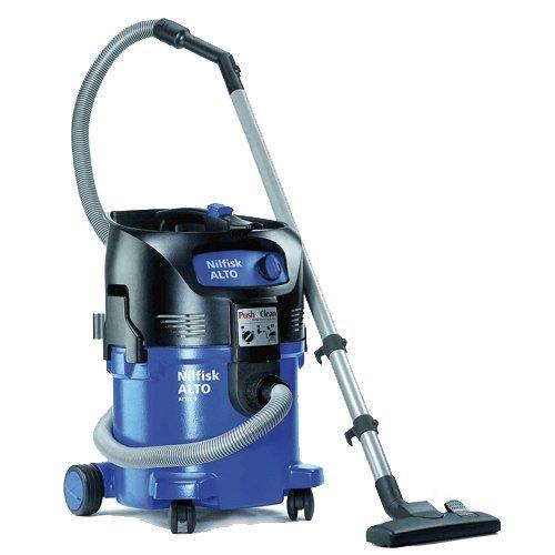Wet/Dry Vacuum, 1.6 HP, 8 gal., 120V