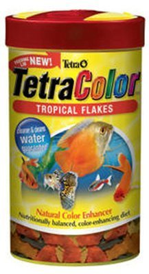 Tetracolor Tropical Flakes - Tetracolor Tropical Flakes by United Pet Group