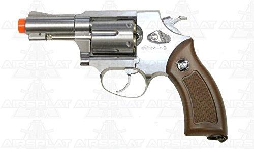 wingun 731s 2.5 revolver pistola de gas co2 sil (Airsoft Gun)