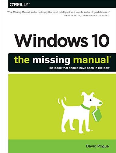 Download Windows 10: The Missing Manual Pdf