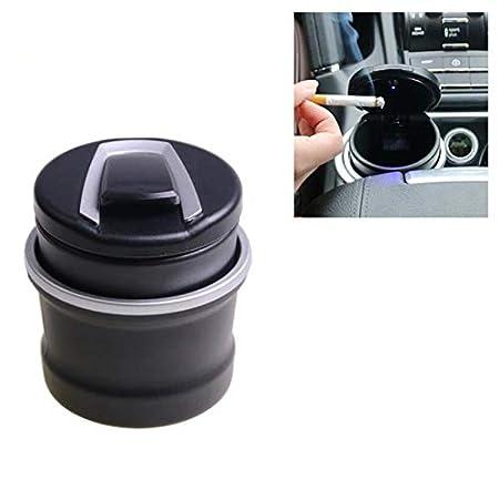 Coupe de stockage de cendrier de plateau de cendre de voiture avec la LED pour Mercedes Benz A180 A200 A220 W203 W210 W211 AMG W205