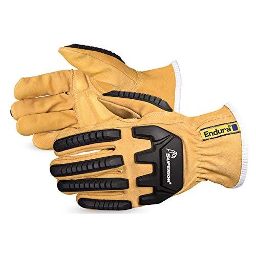 BeeSwift SU378GKGVBL Endura Drivers Glove, Large Superior