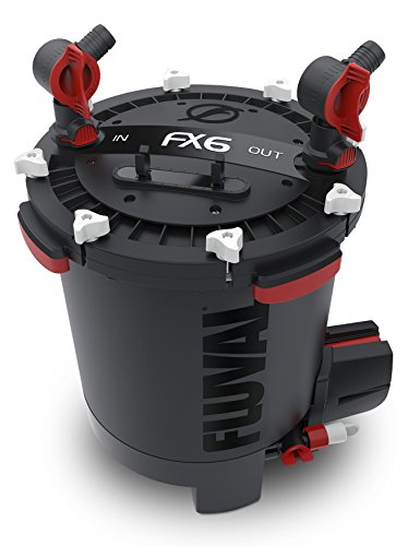 Fluval Canister Filter, FX6 Filter (400 Gal)