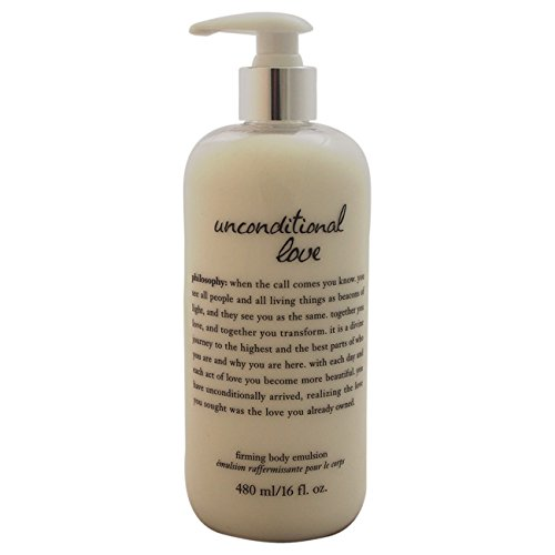 Philosophy Unconditional Love Firming Body Emulsion-16oz