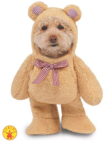 Dorothy Halloween Costume For Dogs (Walking Teddy Bear Pet Suit,)