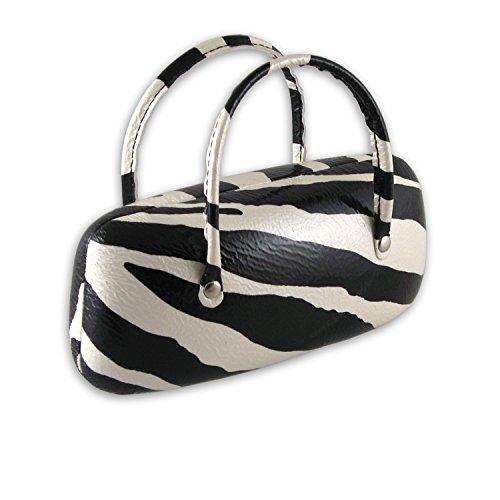 Mini Handbag Eyeglass & Sunglasses Case | Women & Girls (AS140TG - Sunglasses Handle