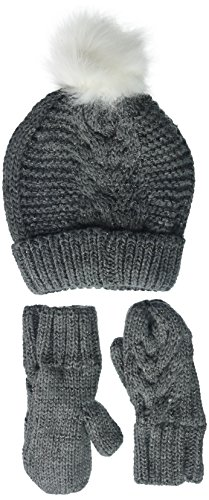 The Children's Place Girls' Little Cold Weather Set, H/T Hound 97605, S/M(4-7YR)