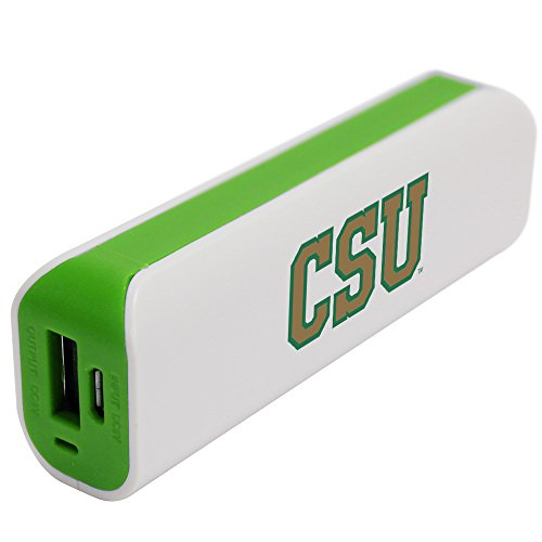NCAA Colorado State Rams APU 1800GS USB Mobile Charger, White by QuikVolt