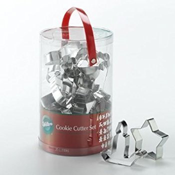 Wilton Cookie Cutter Set (25pc)