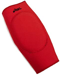 asics wrestling knee pad sizing