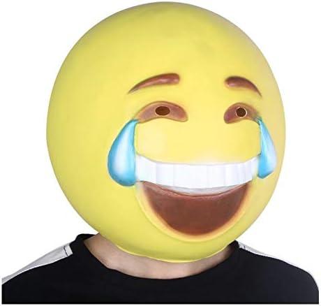 wanjuna Novedad para Adultos Emoji Emoticon Cabeza De Mascota ...